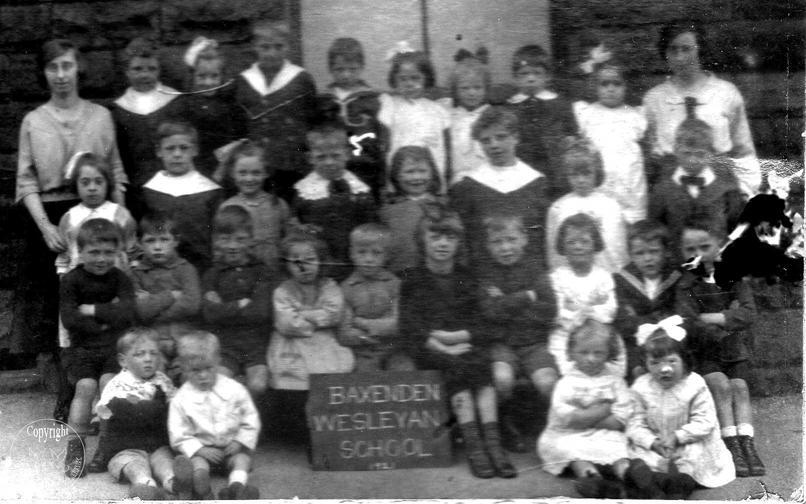 Baxenden Wesleyan School